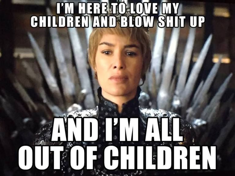 a6a77cdb15585203911cb259814b03d3 the funniest memes from the 'game of thrones' season six finale