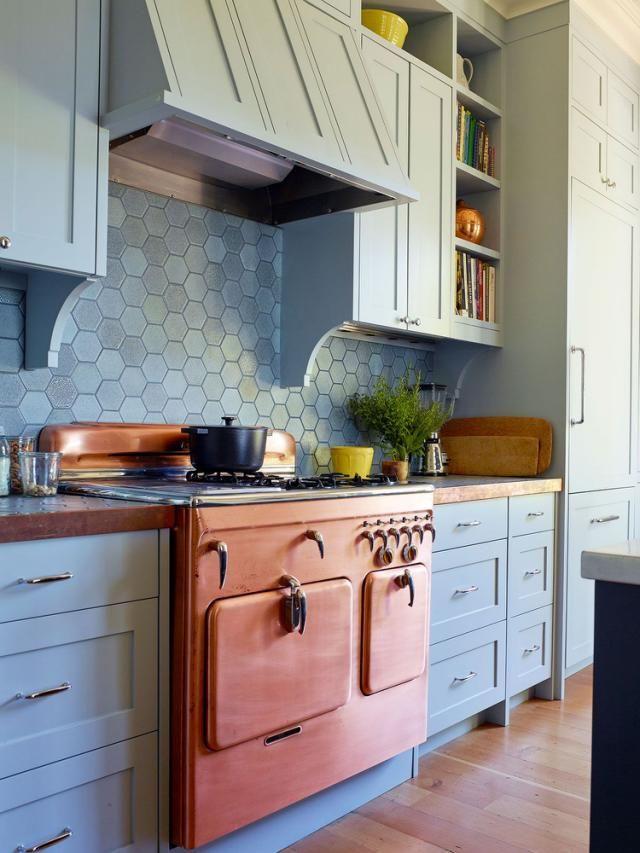 This Wildly Popular Kitchen Backsplash Tile Trend Is ...