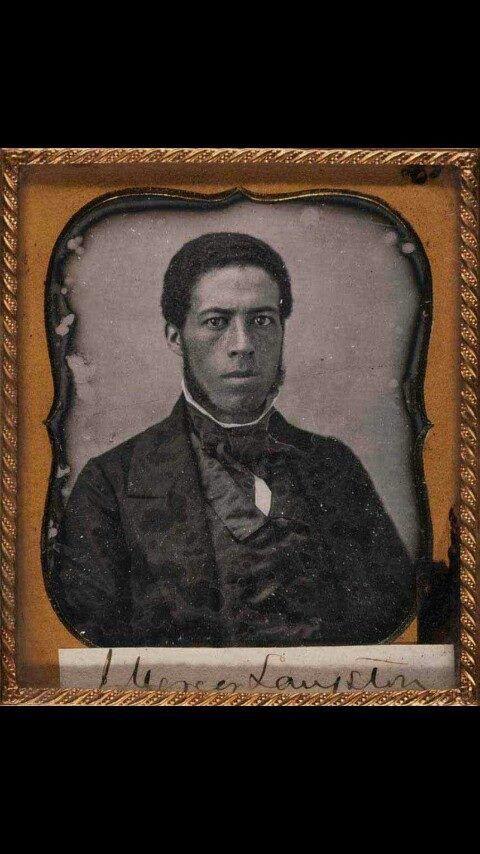 John Mercer Langston (December 14, 1829 – November 15, 1897) was the