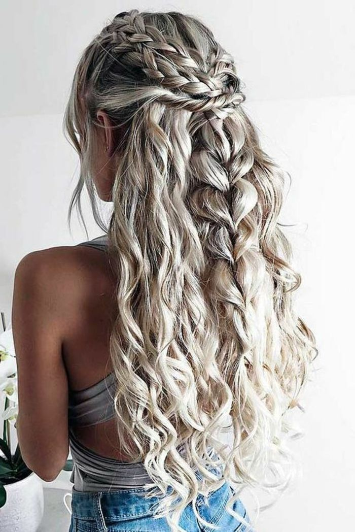 1001 Ideas On Hairstyles For Special Occasions Instructions Spring Hairstyles Cool Hairstyles Chic Hairstyles