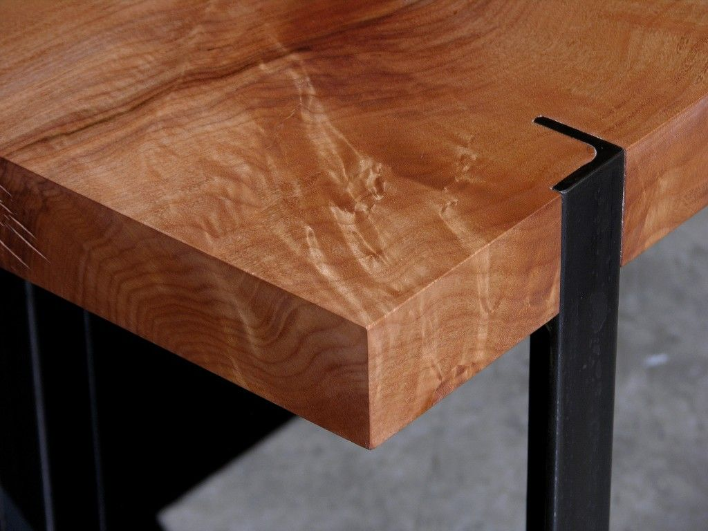 Tung oil and furniture wax for a low luster. Tung oil and furniture wax for a low luster   woodenbench