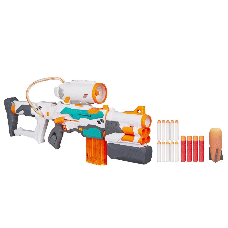 Amazon Nerf Modulus Tri Strike Toys & Games