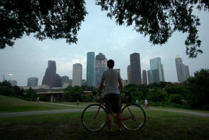 Biking - Things To Do In Houston