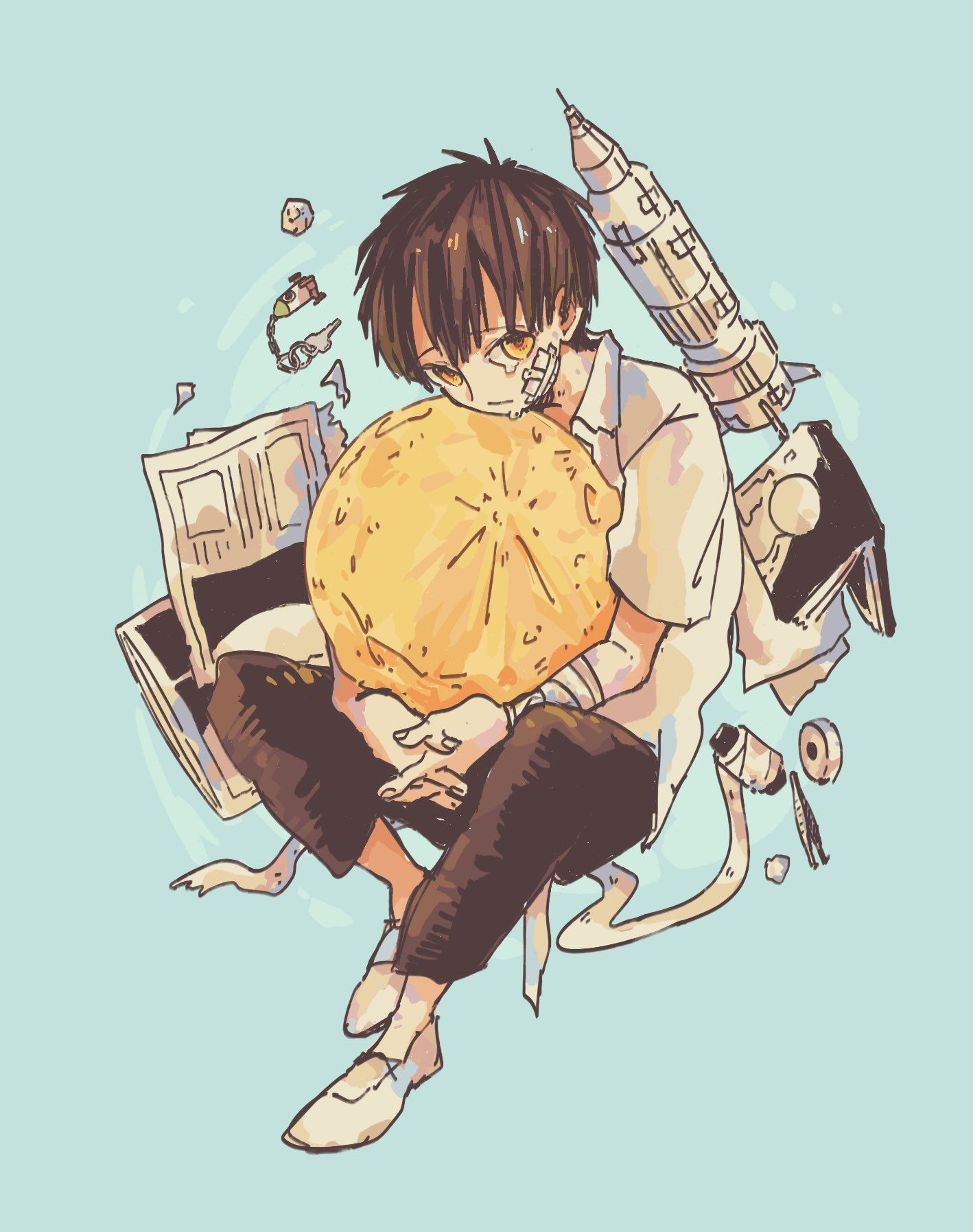 Pin by Lillian Ingle on Hanako in 2020 Anime, Anime art