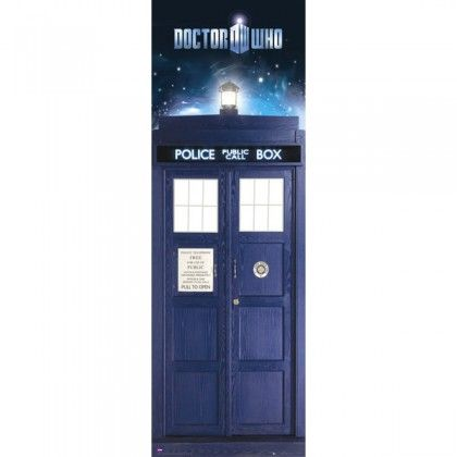 Doctor Who Tardis Juliste - AlphaGeek 11 e
