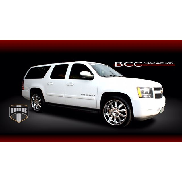 Chevy Suburban With 24s Momma Needs This Chevy Suburban