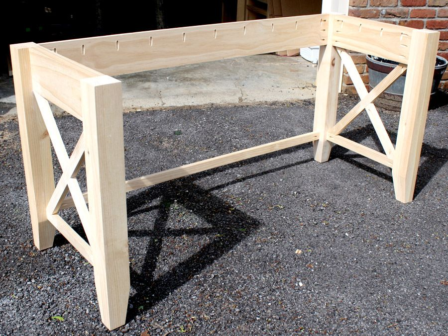 DIY Writing Desk | Desks, Woods and House