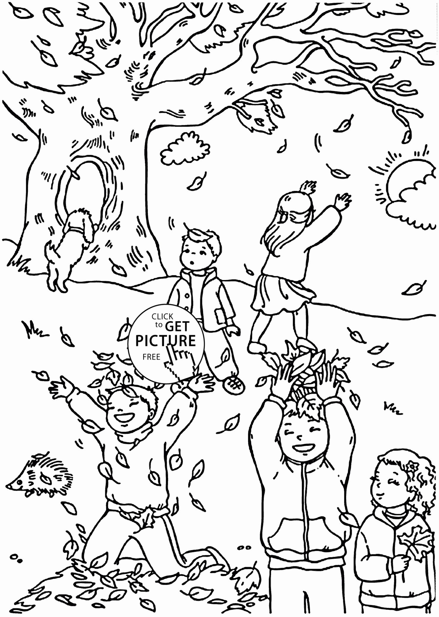 Pumpkin Leaves Coloring Pages Inspirational Funny Fall