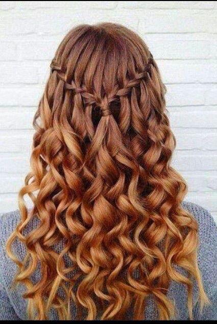 We Heart It Hair Pinterest Haar Ideen Haare 2018 And Flechten