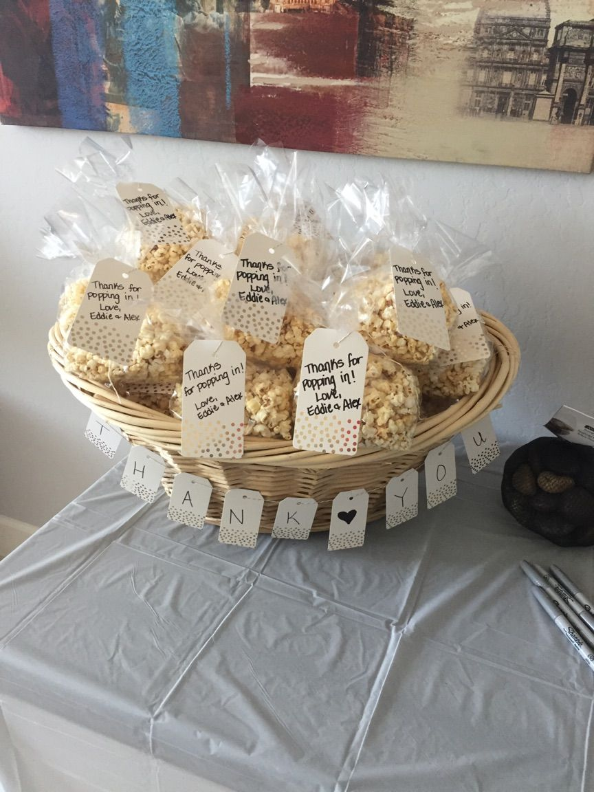 What To Buy For Housewarming Party Housewarming Party Thank You Favor House Warming Party