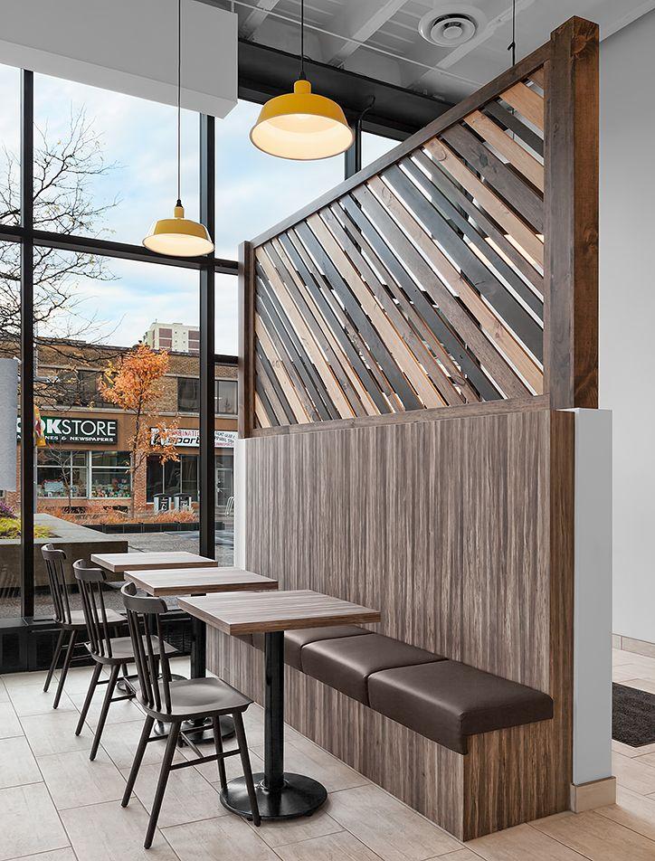 Thinkform Architecture Interiors Pure Juice Bar Kitchen Interiordesign Wood