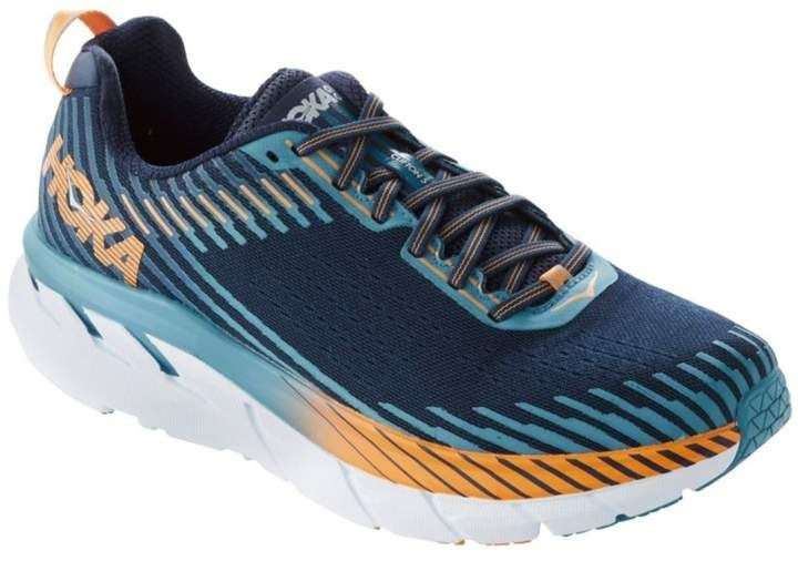 10abfc804cc L.L. Bean L.L.Bean Men s Hoka One One Clifton 5 Running Shoes ...
