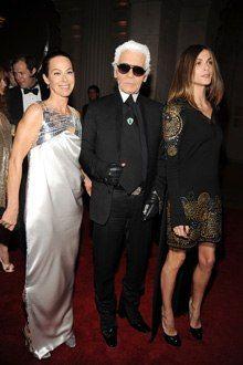 Unveiling Karl Lagerfeld's Met Ball Mystery Date | Vanity Fair