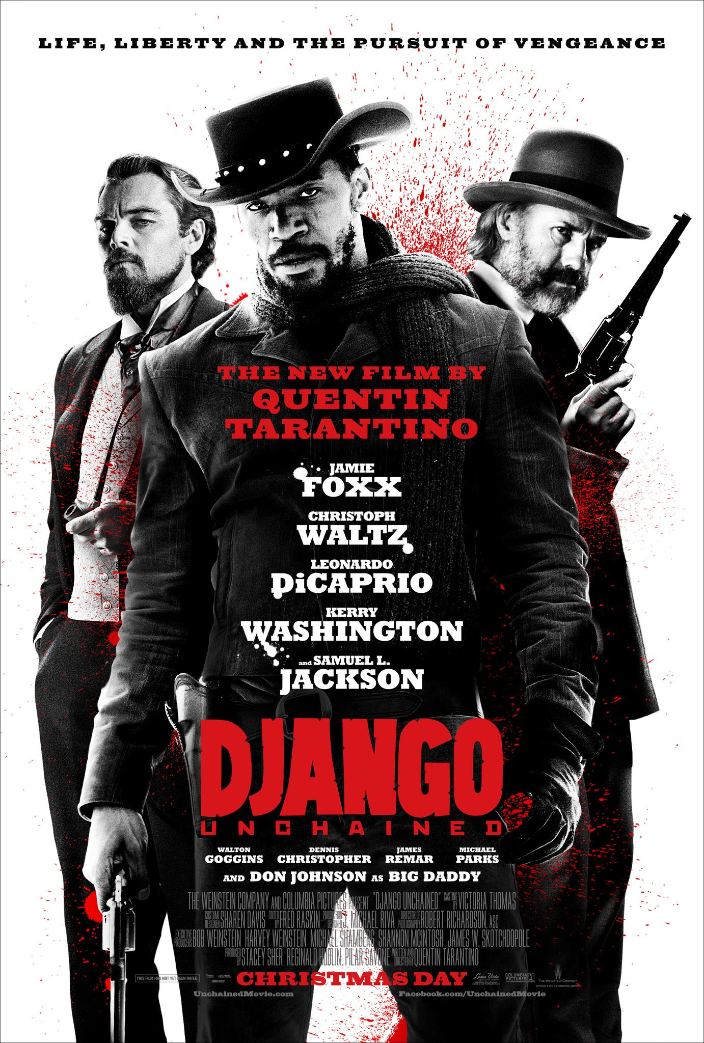Image result for Django Unchained 2012 poster