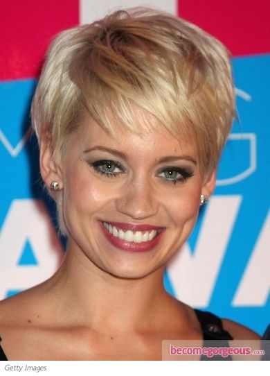 Super 1000 Images About Warm Blondes On Pinterest Platinum Pixie Hairstyles For Men Maxibearus