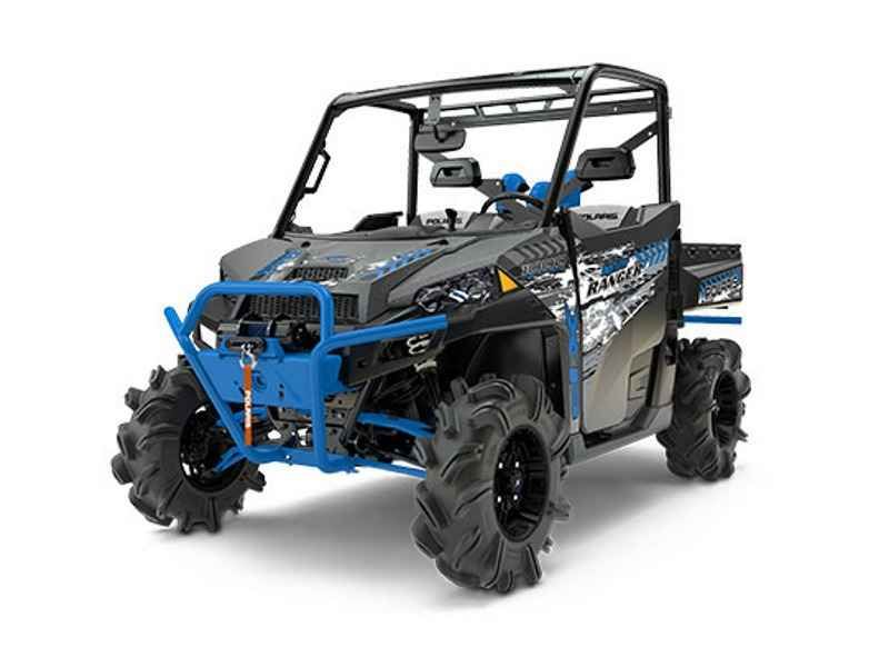 New 2017 Polaris RANGER XP 1000 EPS High Lifter Edition T ATVs For