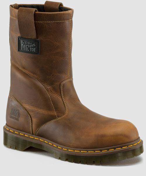 8f1515bdb56 Dr Martens 2295 ST RIGGER BOOT TAN GREENLAND   Dr. Martens Boots and ...