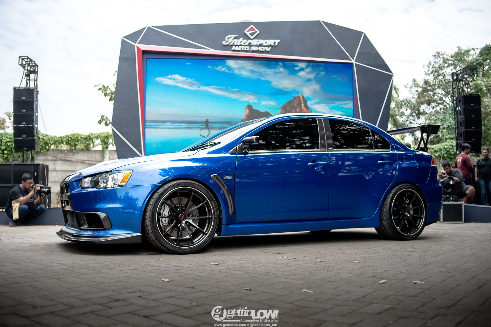 Intersport Auto Show Menggetar Kota Tegal Di Rita Super Mall Mobil Keren Mobil Modifikasi Mobil