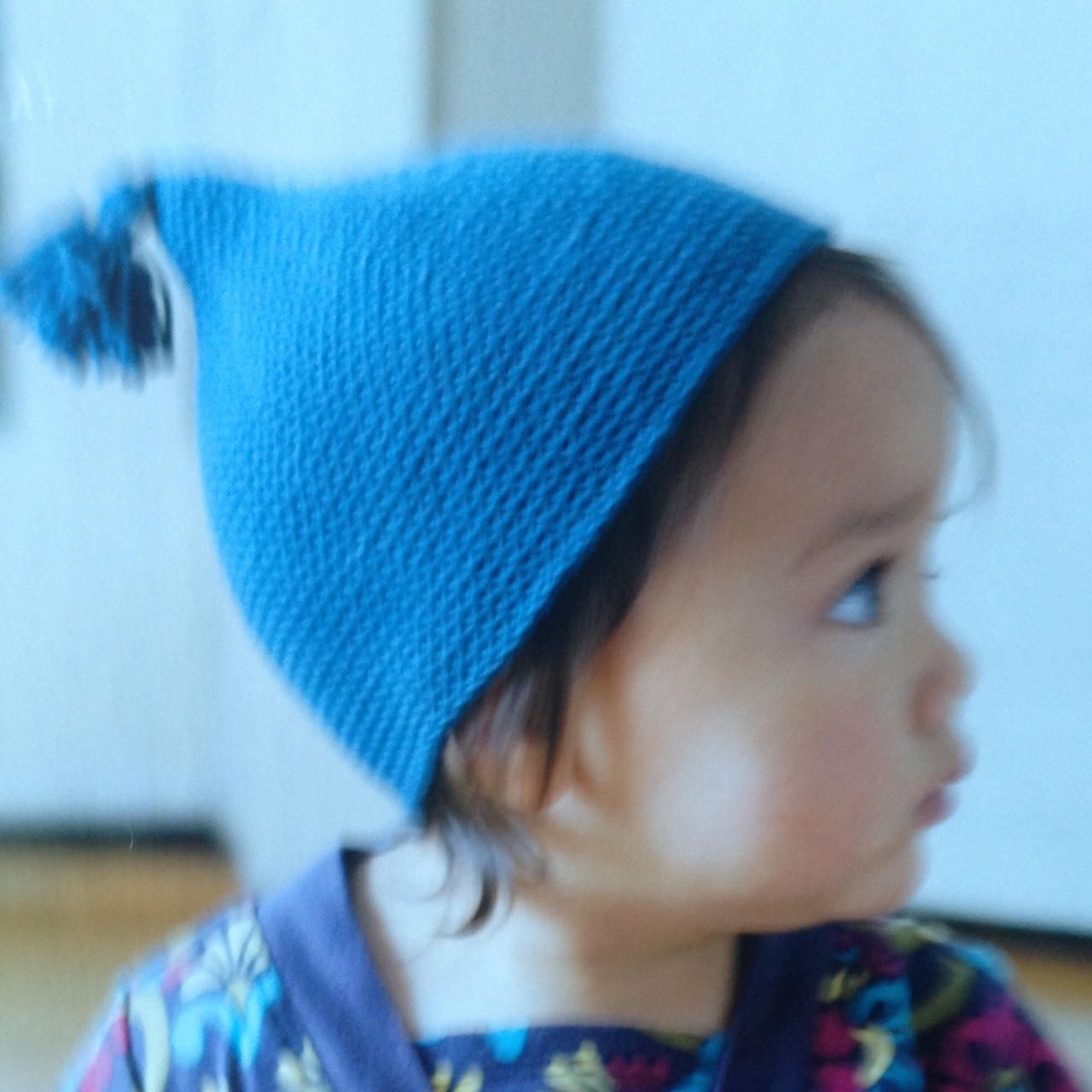 Pixie Hat Crochet Pattern Cute Crochet Pattern Cap Baby Hat Toddler ...