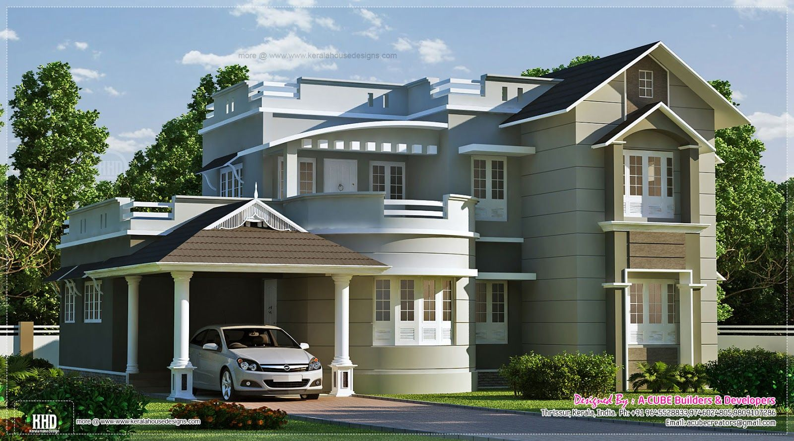 Awesome new house plans