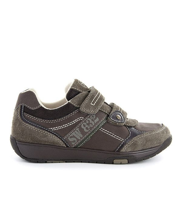 Take a look at this Espresso & Musk Belfast Sneaker on zulily today!
