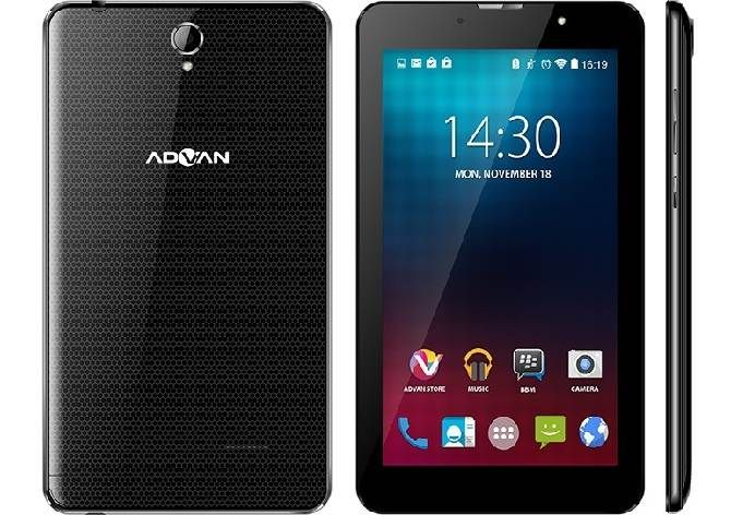 Tablet Advan I7 4G LTE Dan Android