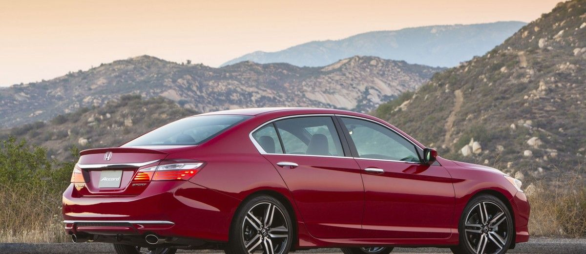 2016 Honda Accord SPORT Honda accord sport, Honda accord