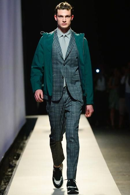 Z Zegna | Spring 2015 Menswear Collection | Style.com