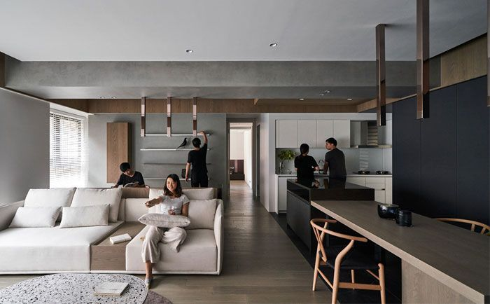 Kitchen Design Trends 2020 2021 Colors Materials And Ideas Interiorzine Interior Desig Kitchen Design Trends Living Room Modern Interior Design Trends