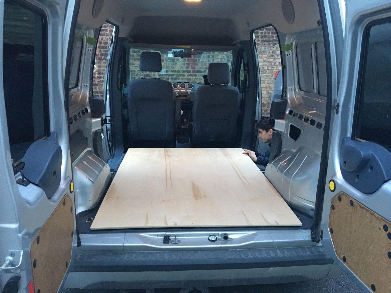 image result for ford transit connect camper transit. Black Bedroom Furniture Sets. Home Design Ideas