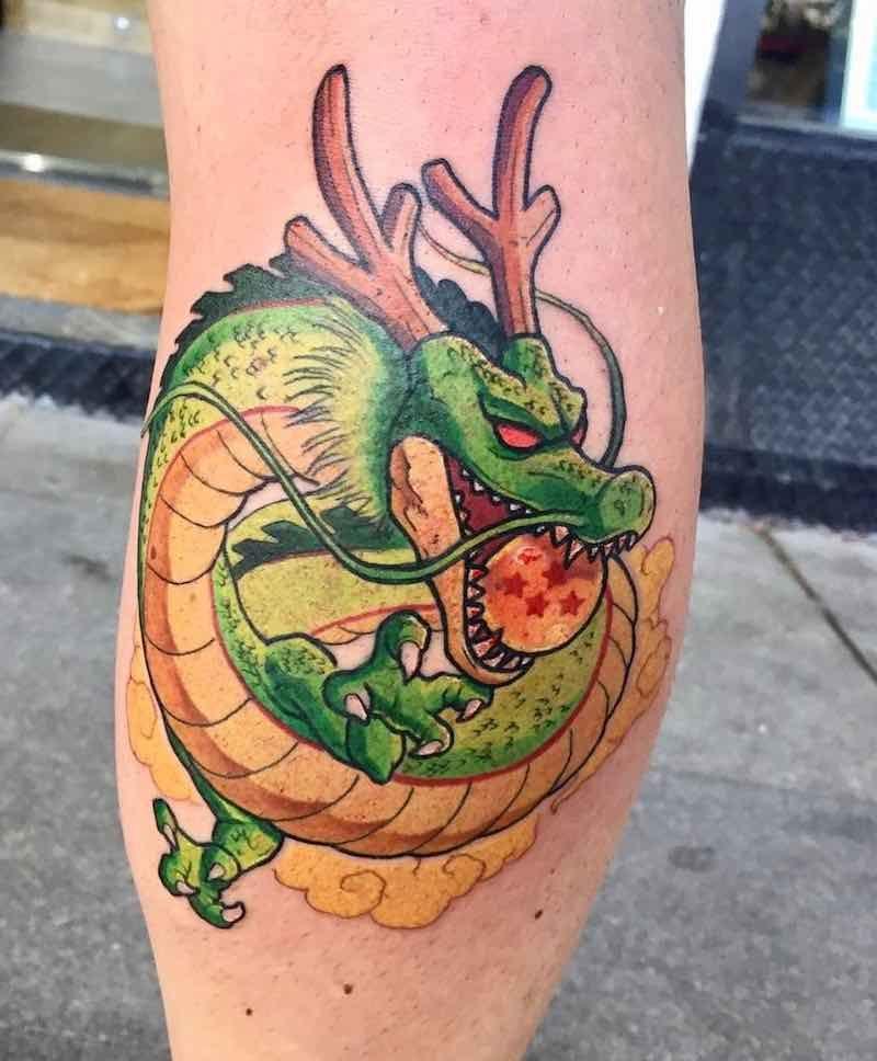 The Very Best Dragon Ball Z Tattoos Z Tattoo Dragon Ball Art Dbz Tattoo