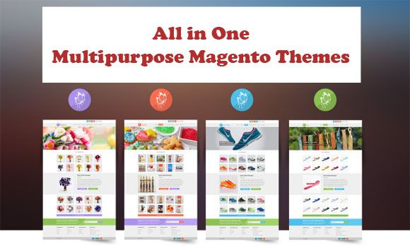 magento templates free responsive