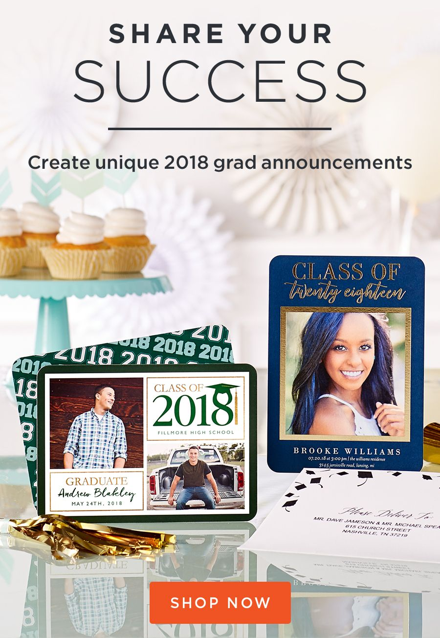 Pin by Shutterfly on Graduation | Pinterest | Cards and Scrapbooking