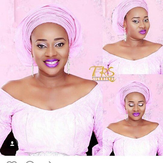 #asoebi #asoebispecial #speciallovers #wedding #makeoverby @trssignature