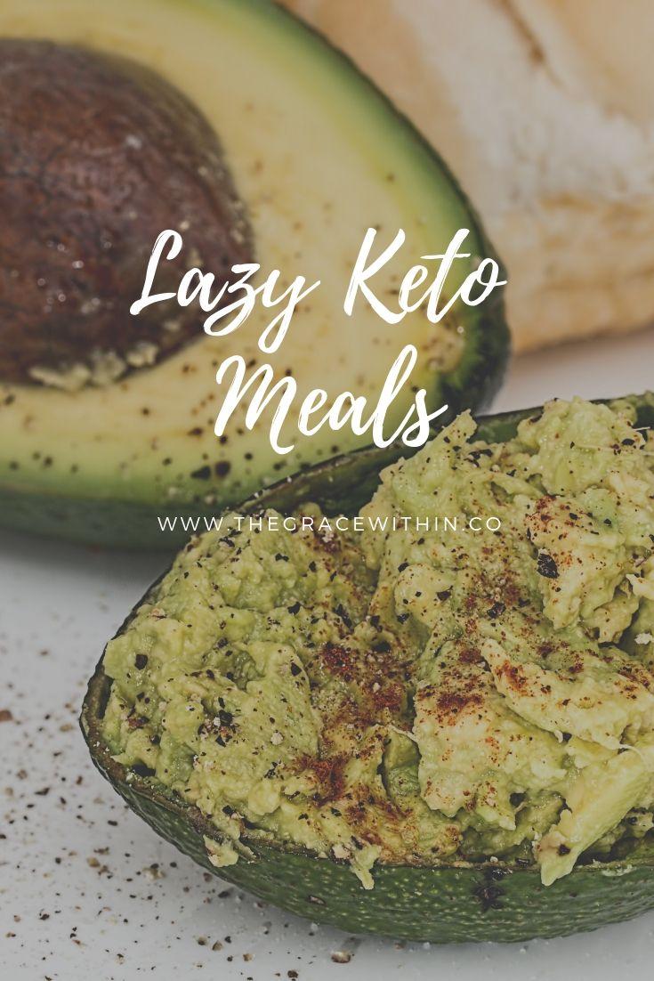 Lazy keto meals recipe keto recipes easy healthy