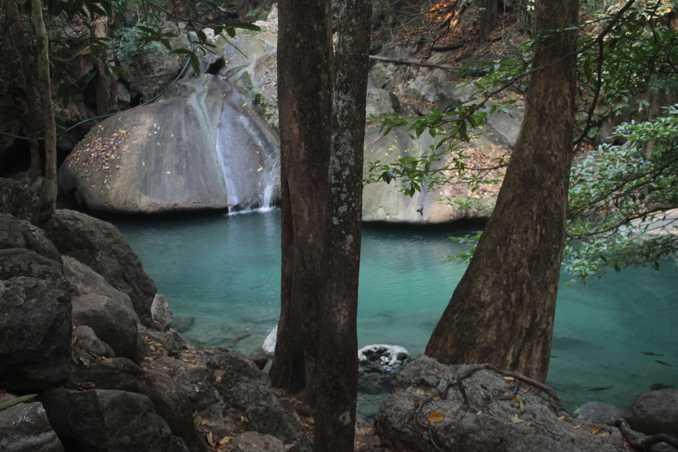 CUarto nivel de las cascadas