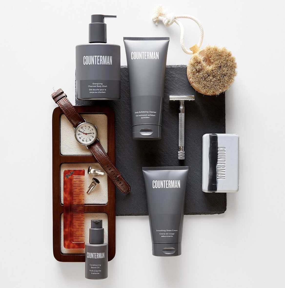 Beautycounter launched Counterman, a clean beauty brand