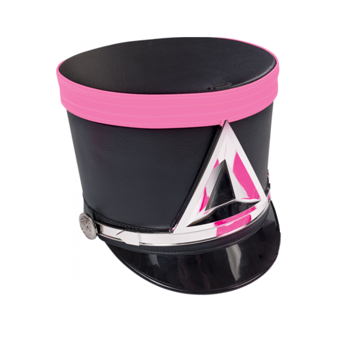 Pink Hat Band In Stock Uniforms Marching Band Hat Band Marching Band Pink Hat