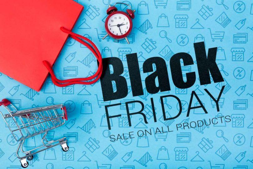 حلول الشراء من أمريكا وأوروبا في البلاك فرايدي Online Campaign Black Friday Announcement