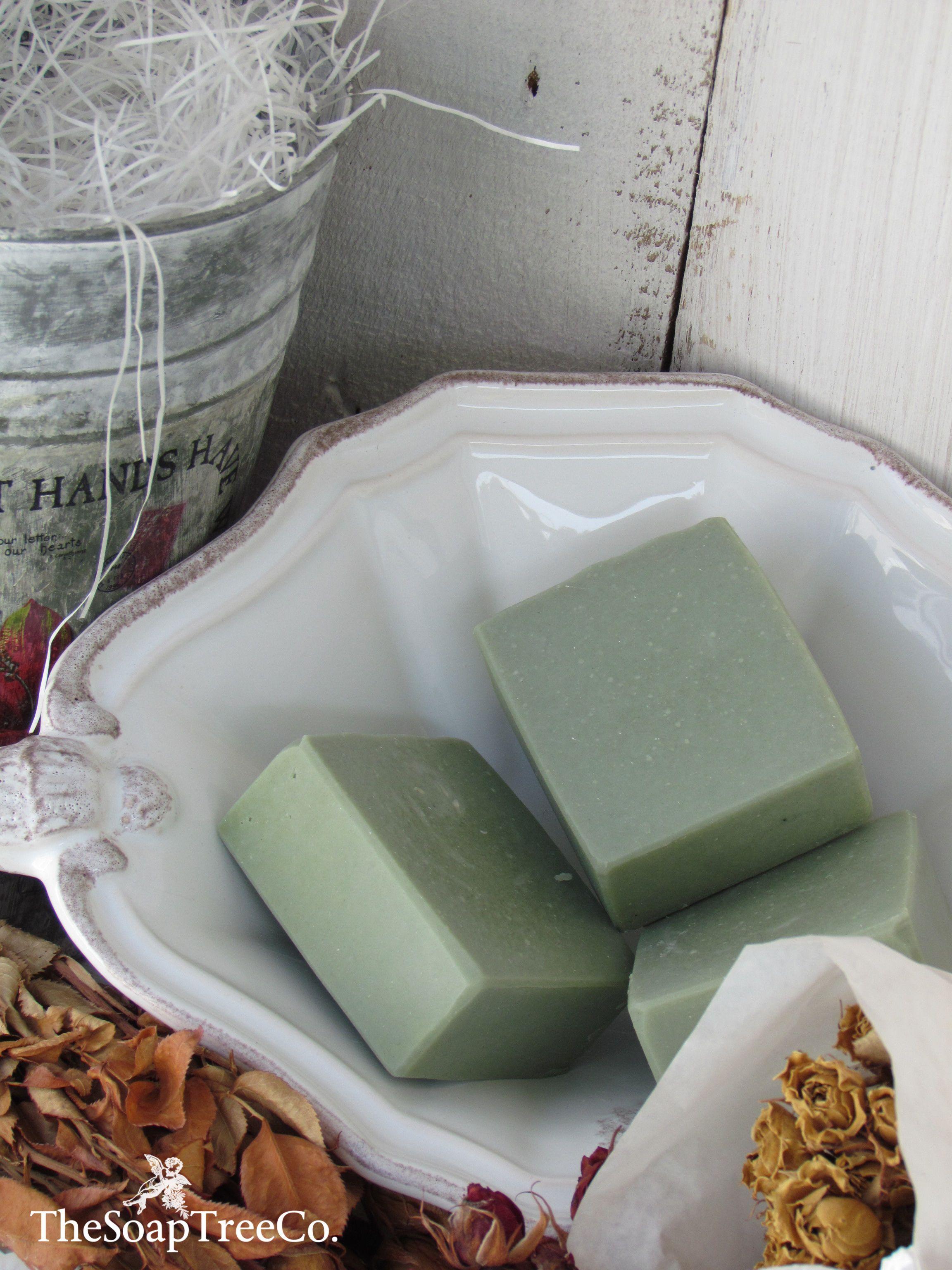Rosemary Soap