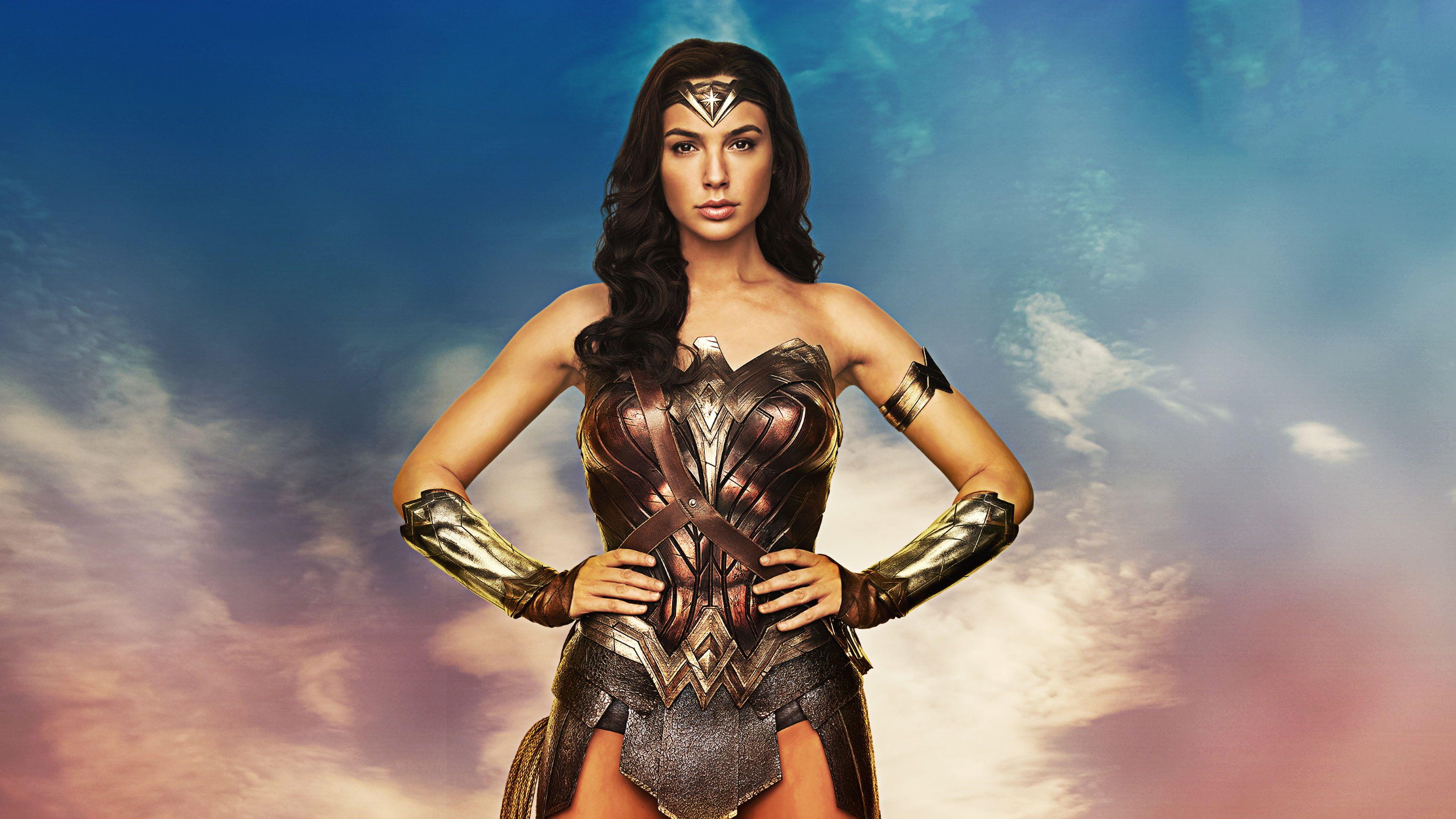 Wonder Woman 4k Gal Gadot Superheroes Deviantart Artist 2k Wallpaper Hdwallpaper Desktop In 2020 Wonder Woman Gal Gadot Superhero