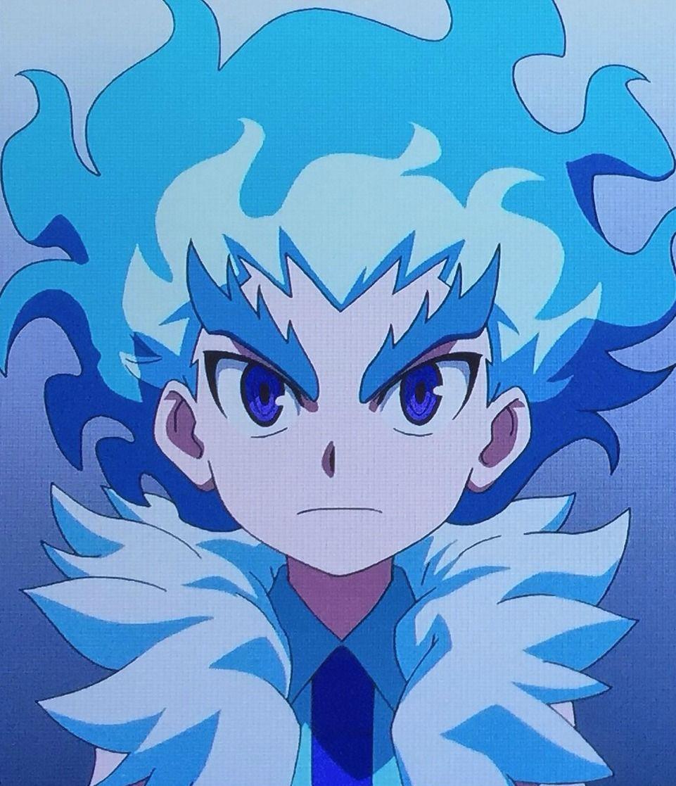 Lui Shirasagijo Anime Beyblade Characters Beyblade Burst