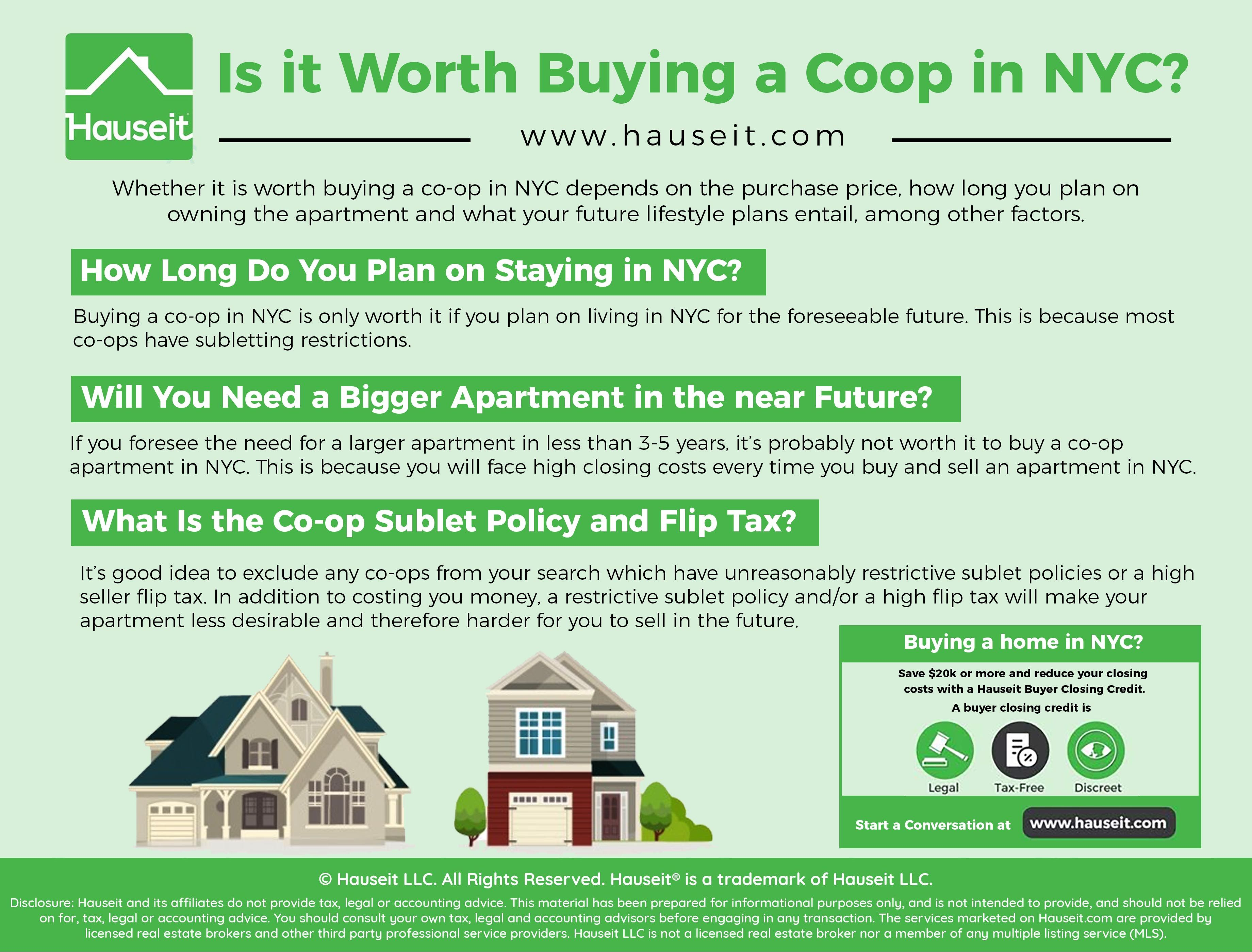 Is It Worth Buying A Coop In Nyc Hauseit Nyc Buying A Condo Future Lifestyle