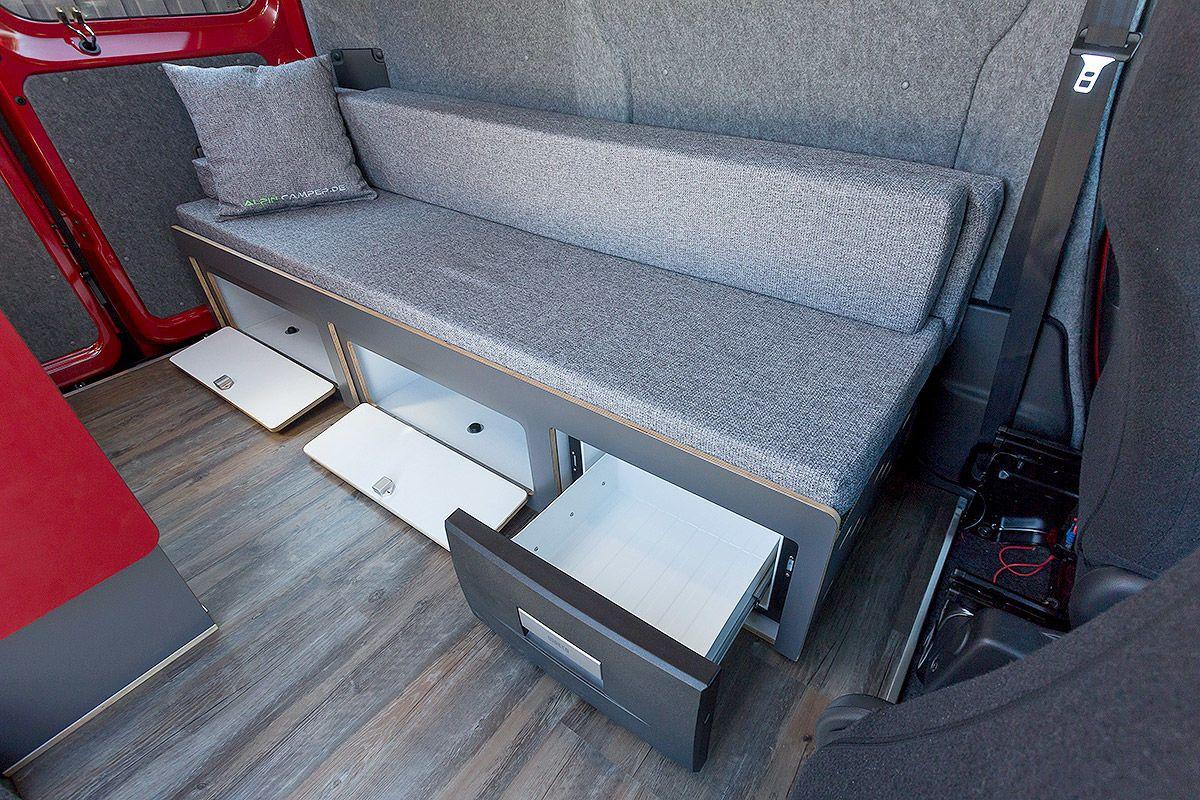 nissan nv200 alpincamper wohnmobil test camper pinterest. Black Bedroom Furniture Sets. Home Design Ideas