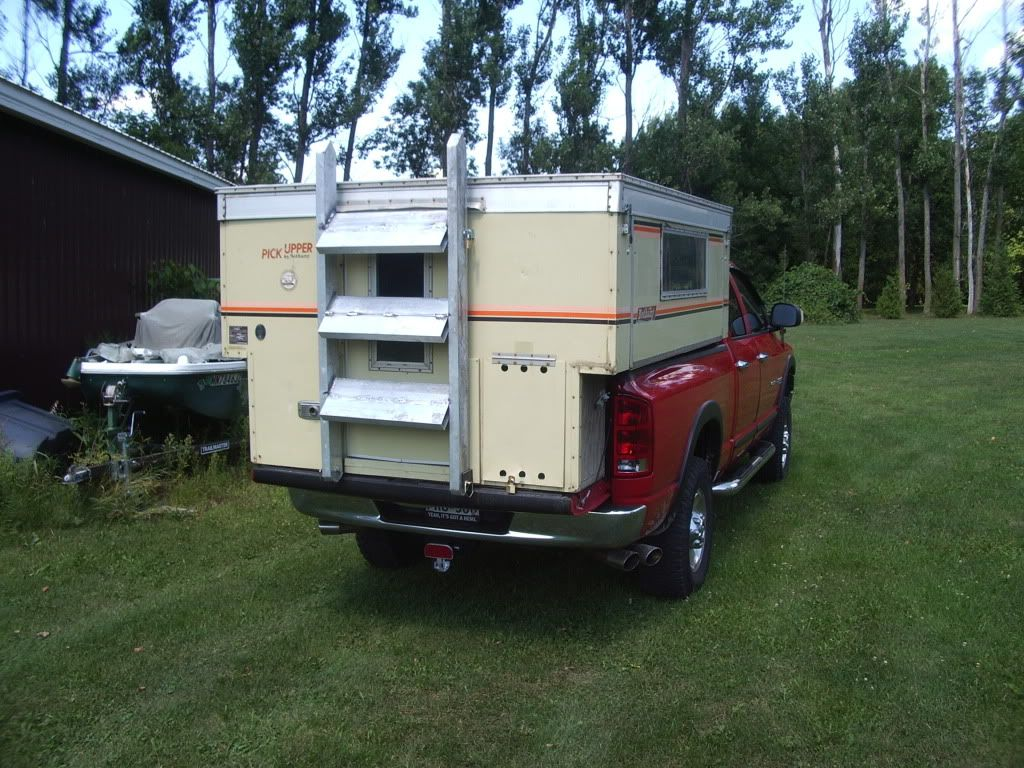 My heavy duty camper steps pickup truck camping pinterest explore camper steps truck camping and more sciox Choice Image