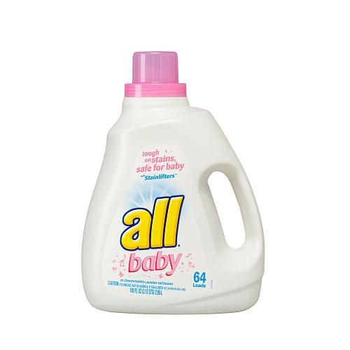 All Baby Laundry Detergent 100 oz Sun Products Babies