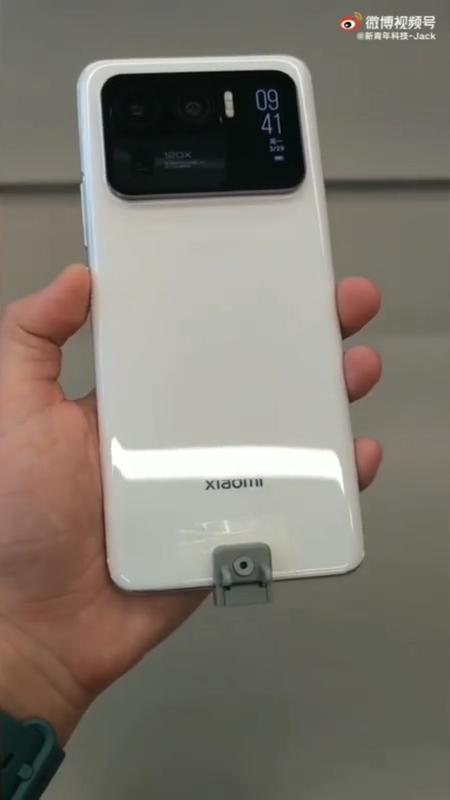 Xiaomi Mi11 Ultra hands-on🔥🔥🔥