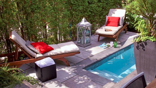 petite cour belle surprise jardin idee pinterest. Black Bedroom Furniture Sets. Home Design Ideas