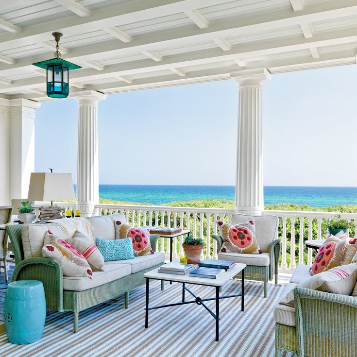 40 ways to decorate with turquoise coastal living
