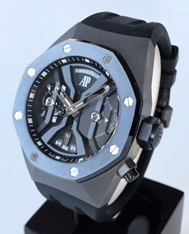 Audemars Piguet Royal Oak Concept Tourbillon Gmt Ref 26560io Oo
